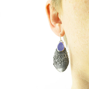 Sea Sponge Earrings
