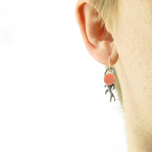 Load image into Gallery viewer, Staghorn Coral Earrings