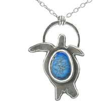 Load image into Gallery viewer, Large Turtle Necklace