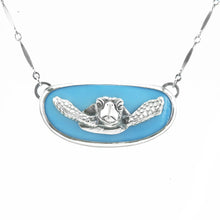 Load image into Gallery viewer, Green Sea Turtle Necklace
