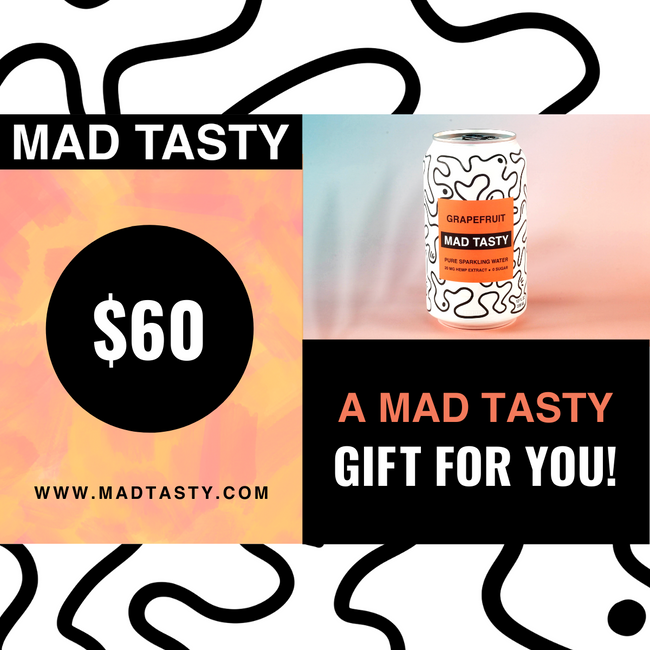 $60 Gift Card - MAD TASTY