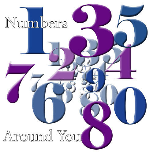 Numbers Around You