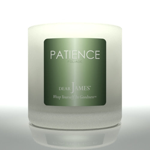 PATIENCE • Foliage • Luxury Luminary Collection by DearJames®