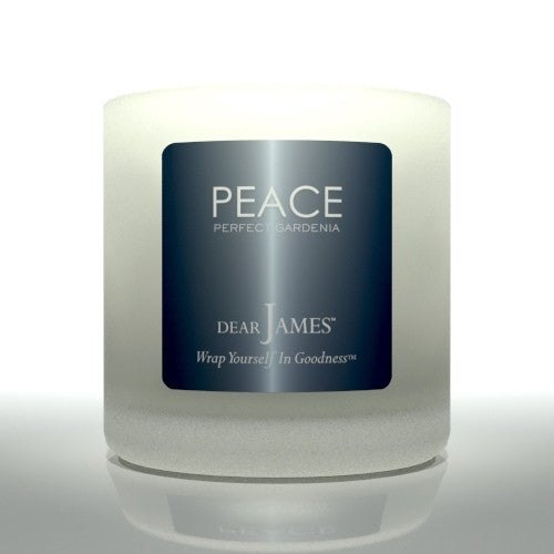 PEACE • Perfect Gardenia • Luxury Luminary Collection by DearJames®