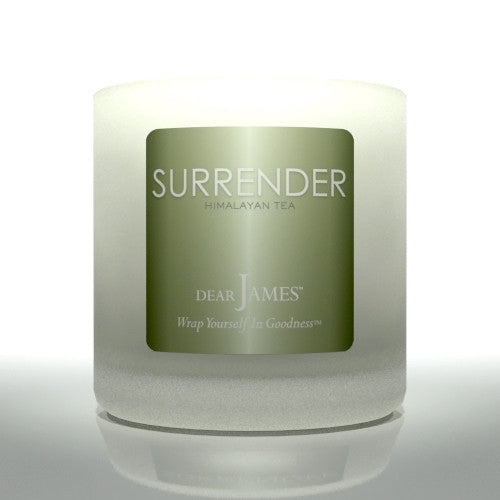 SURRENDER • Himalayan Tea • Luxury Luminary Collection by DearJames®