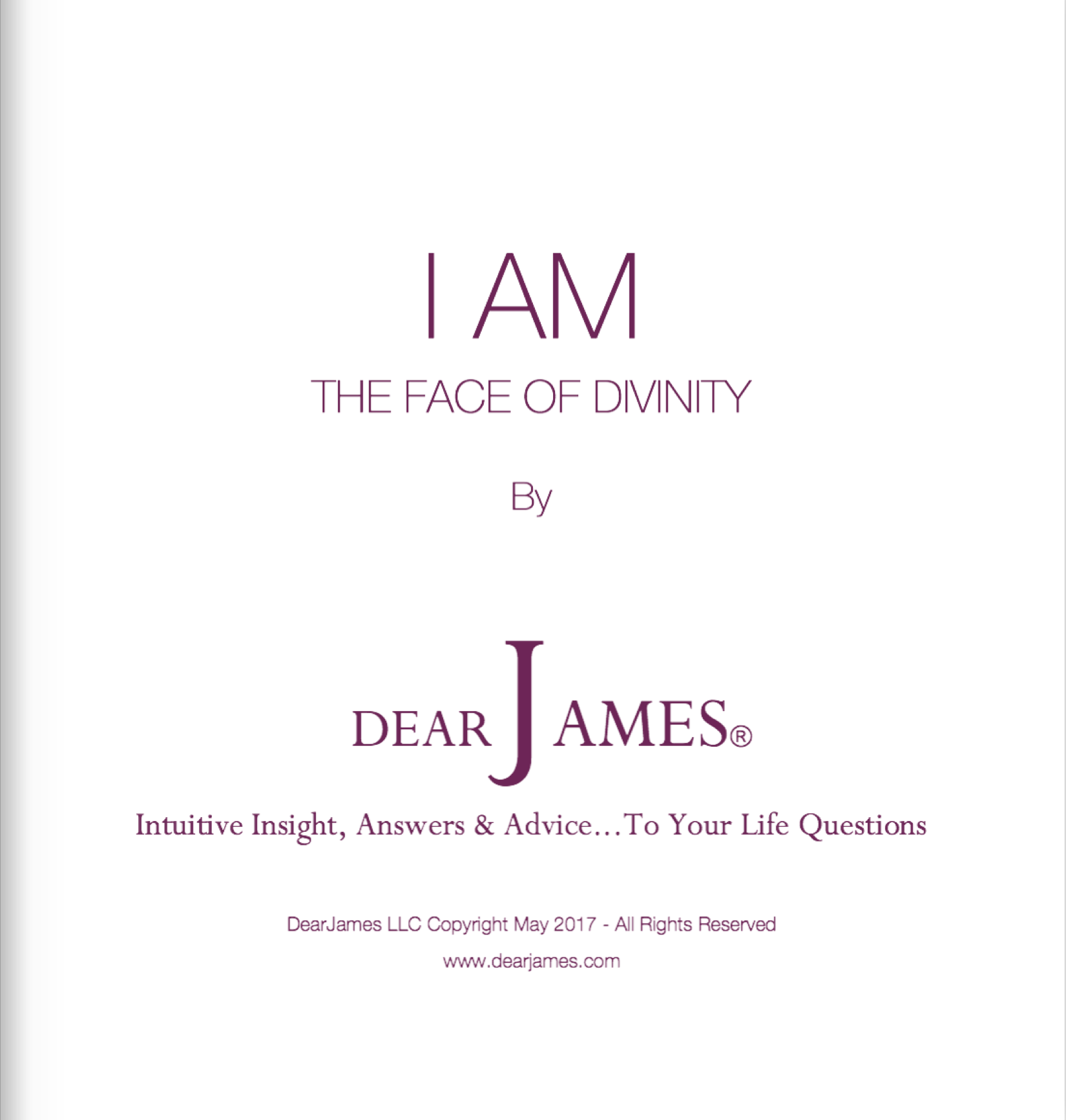 I AM - The Face of Divinity