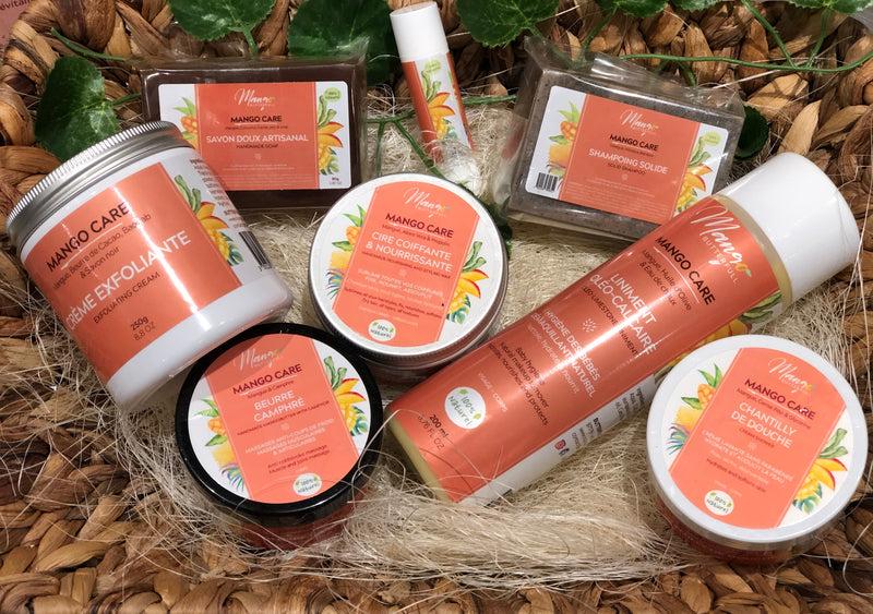 Shampoing solide Bambou & Hibiscus