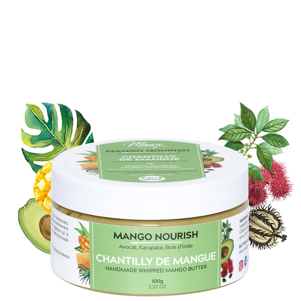 Chantilly de Mangue NOURISH