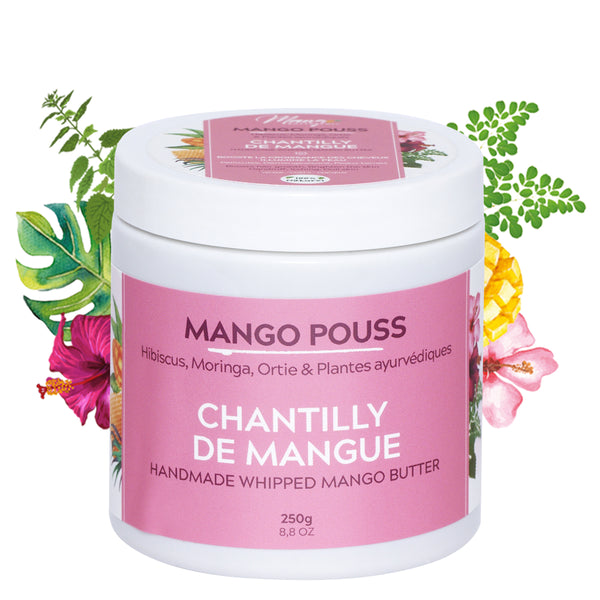 Chantilly de Mangue POUSS
