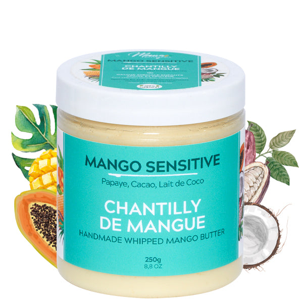 Chantilly de Mangue SENSITIVE