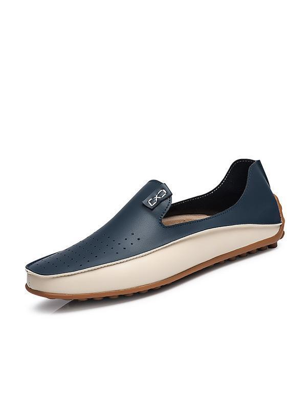 Split-joint Casual Flat Shoes