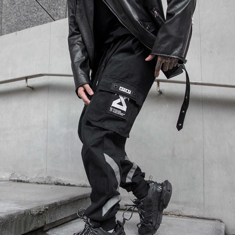 Men Street Style Fashion Cool Jogger Trousers