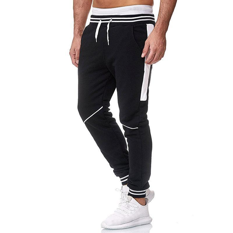 Men Casual Sport Tapered Joggers