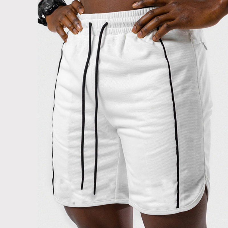 Quick-Drying Breathable Running Fitness Beach Sports Shorts