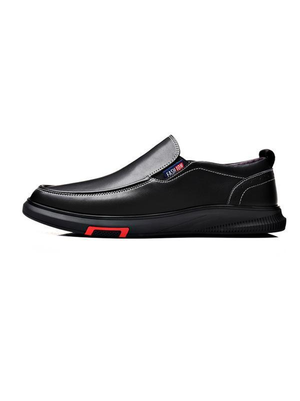 Men Slip-on Breathable Flat Casual Shoes