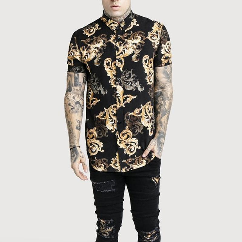 Men Ethnic Printed Two-Piece Sets