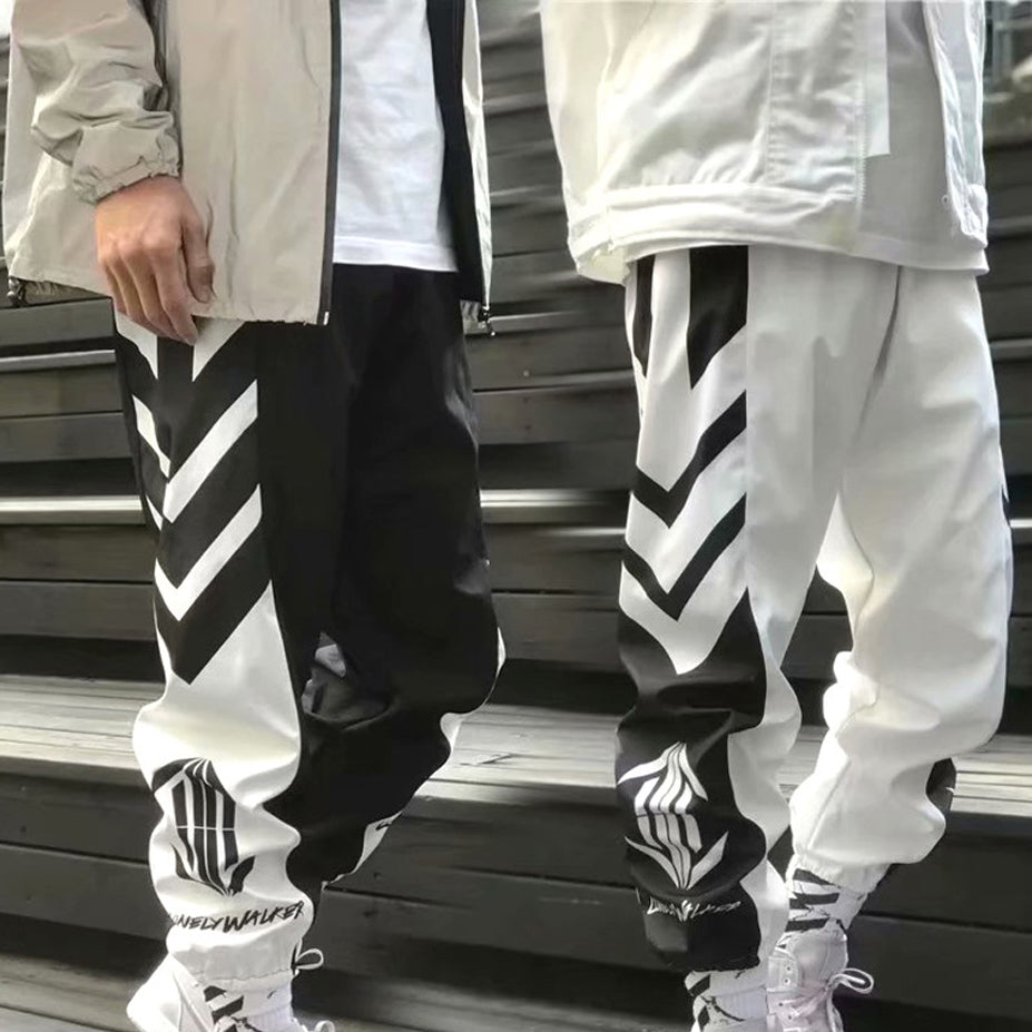 Mens Casual Joggers Cargo Long Slacks Sweatpants Trousers