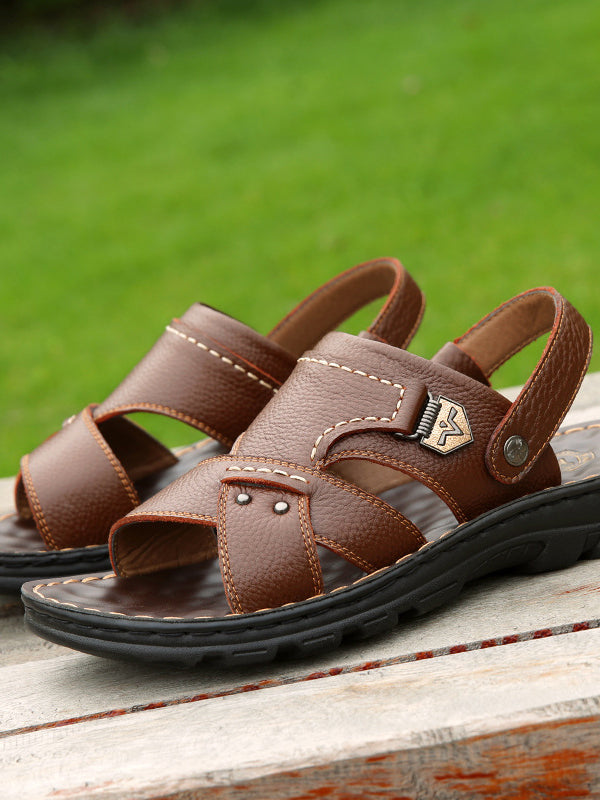 Men Breathable Outdoor Casual Sandal Shoes