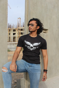 Eagle Graphic Printed T-shirt