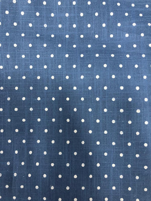 Polkadot Pocket Square