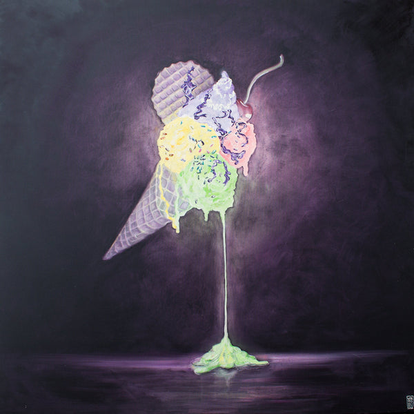 Dominic Virtosu - Floating Ice-cream