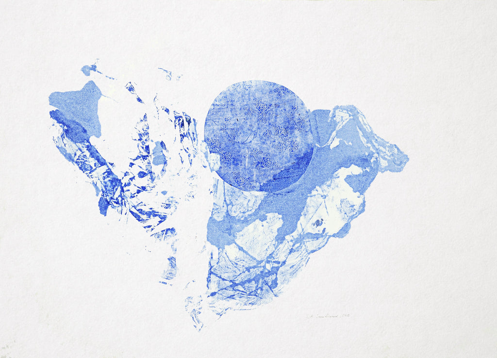 Ioana Nicoara - Untitled (Blue Mind)