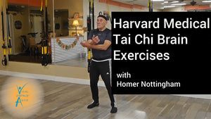 Harvard Medical Tai Chi Brain Exercises