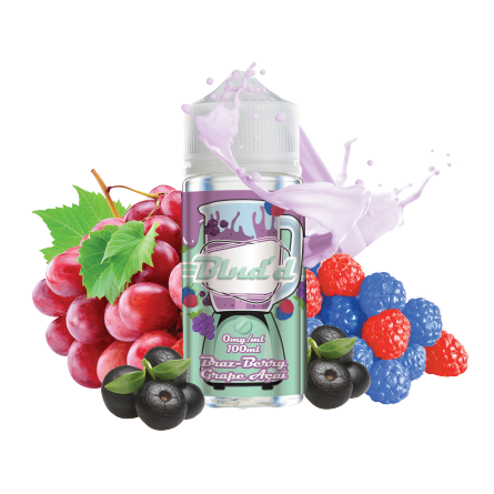 Blnd'd - Brazberry Grape Acai (3mg) 100ml