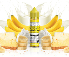 Glas Basix - Banana Cream (0mg) 60ml