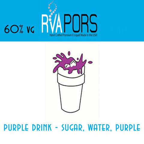 Purple Drink (0mg) 30ml