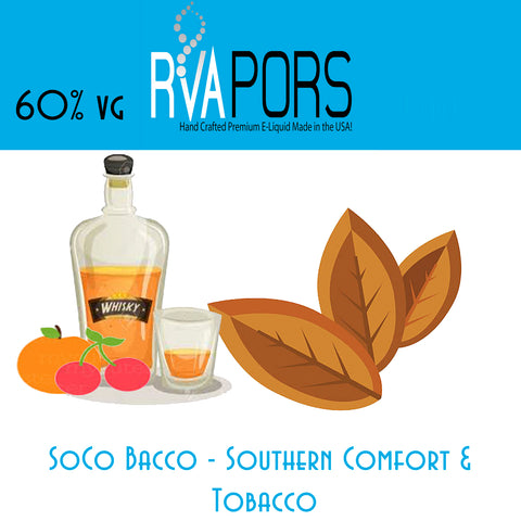 SoCo Bacco (6mg) 30ml