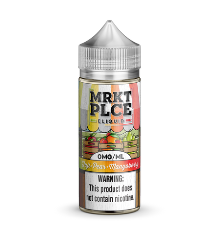 MRKT PLCE - Fuji Pear Mangoberry (3mg) 100ml