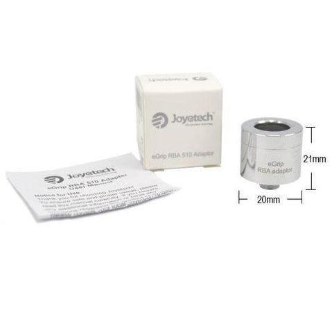 Joyetech - eGrip RBA/510 Adapter (SALE)