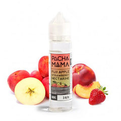 Pacha Mama - Fiji Apple Strawberry, Nectarine (3mg) 60ml