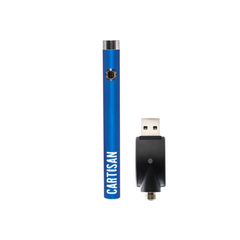 Cartisan - Slim 280mAh (Blue) Pen