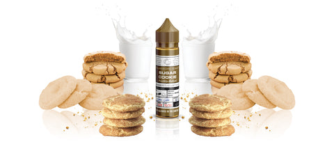 Glas Basix - Sugar Cookie (3mg) 60ml