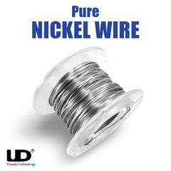 Ni200 Nickel Wire (28g) Tempered 10ft spool - RVA Vapes