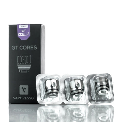 Vaporesso - GT CCELL2 (0.3) Coil 3 Pack