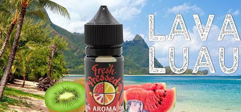 Fresh Pressed - Lava Luau (30mg) SALT 30ml