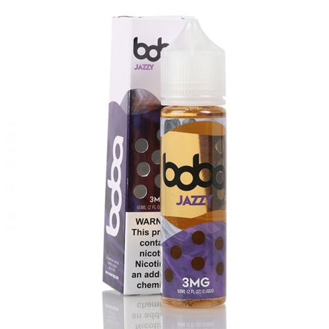 Boba - Jazzy (0mg) 60ml