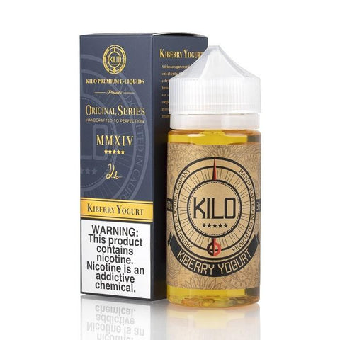 Kilo - Kiberry Yogurt (0mg) 100ml