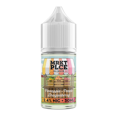 MRKT SALT- Pine. Peach Dragonberry (24mg) 30ml