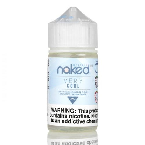 Naked - Very Cool (3mg) 60ml