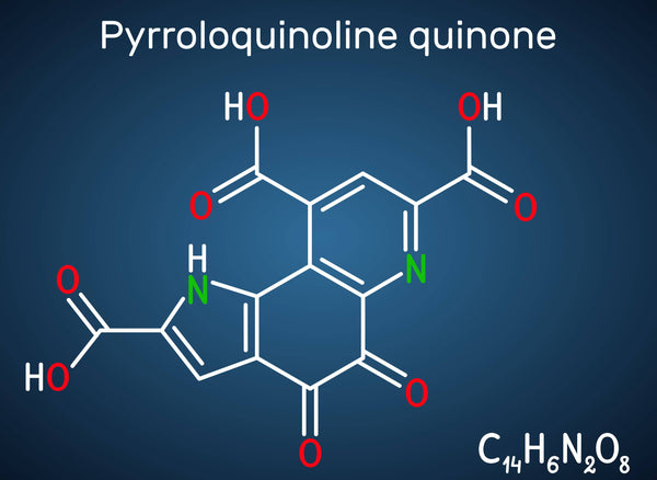 Benefits of PQQ Supplement: Pyrroloquinoline Quinione