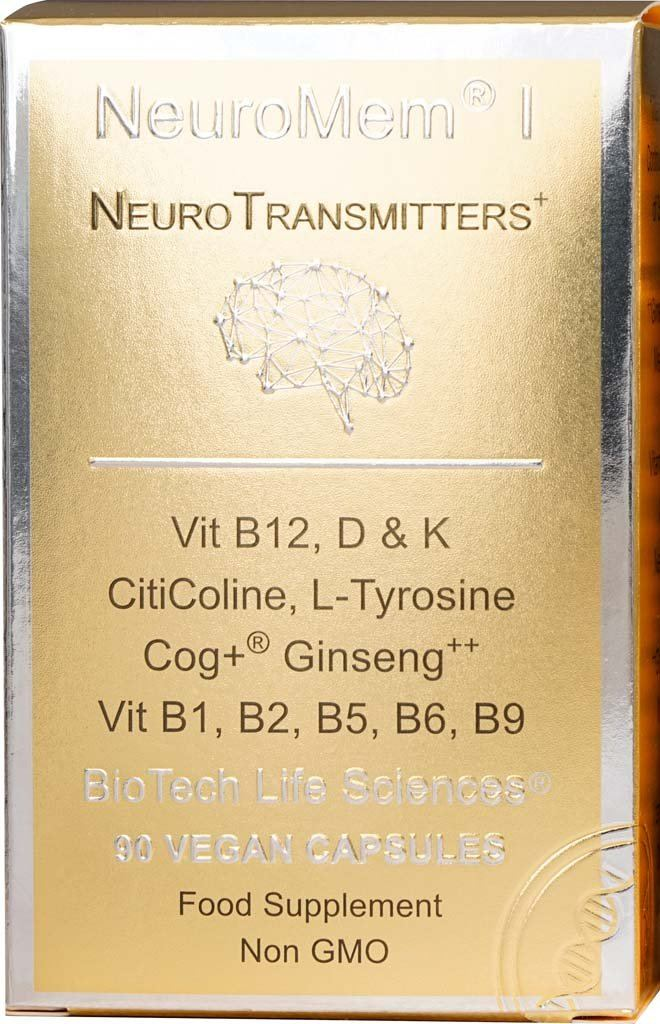 1 - Cognition & Neuro-Transmitters NeuroMem BioTech Life Sciences