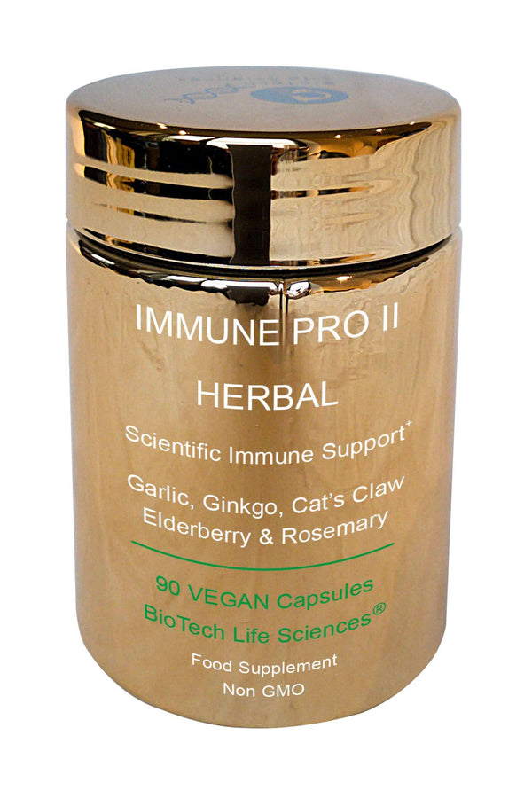 2 Herbal - Help Protect Cells & Immune Cells From Oxidative Damage Immune Pro BioTech Life Sciences