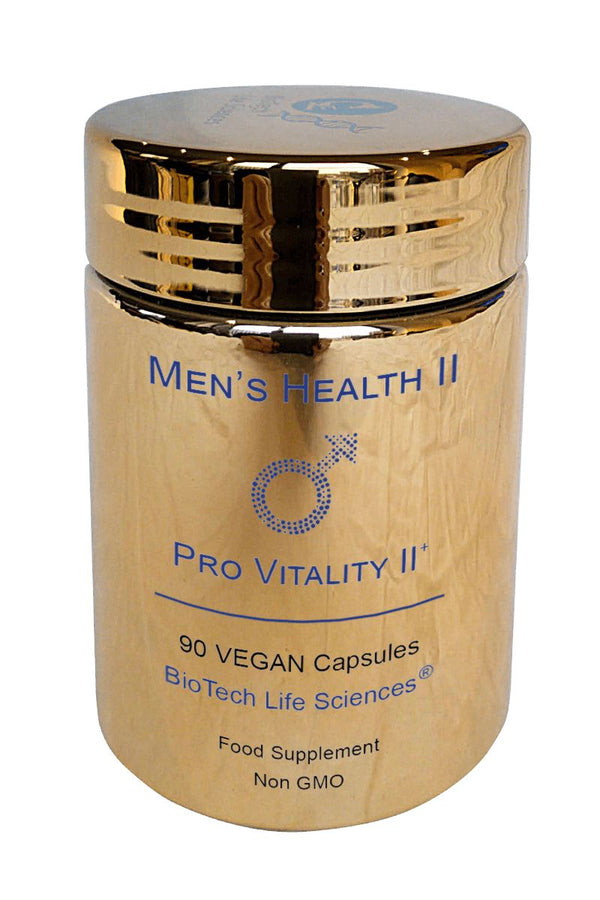 2 - Supports Normal Heart & Vascular Health & Male Sexual Health Prostate Support BioTech Life Sciences