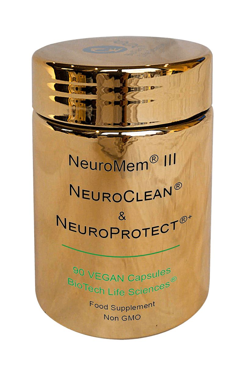 3 - Contributes To Normal Cognitive Function NeuroMem BioTech Life Sciences