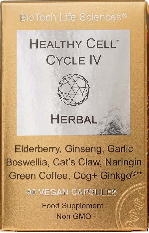 Cell 4 - Herbal Healthy Cell Cycle BioTech Life Sciences