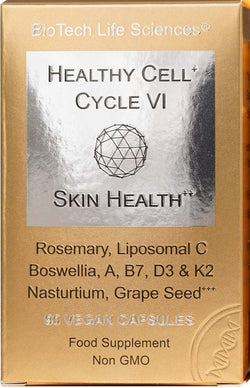 Cell 6 - Skin Health Healthy Cell Cycle BioTech Life Sciences